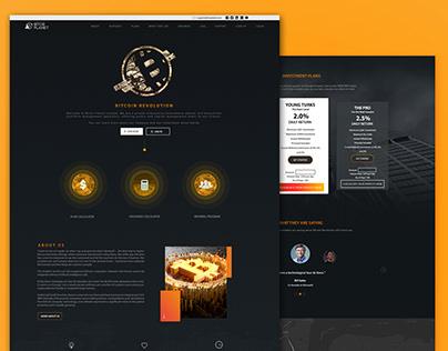 Bitco planet Website