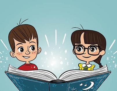 Middle-Grade Fiction: The Magic Shop series