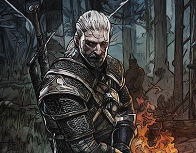 The Witcher 3 / Steelbooks