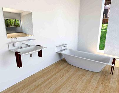 LINEA_bathroom collection