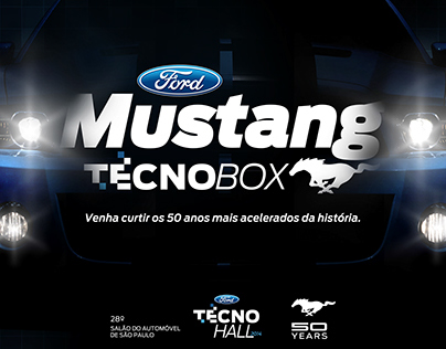 Ford Auto Motor Show 2014
