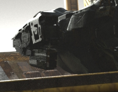 Spacewhale Project VFX