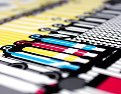 ProGRAFICA Calendar Design 2010
