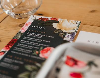 Wedding Stationery | Branding