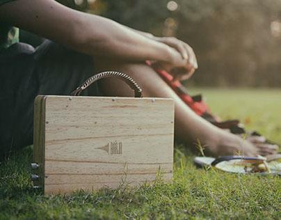 Baaja : portable speakers