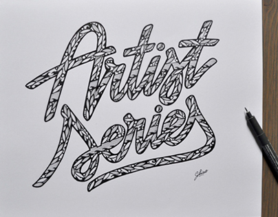 ARTIST SERIES  FOR OLOW