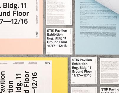STIK Pavilion Exhibition
