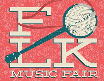 Folk Alliance Music Fair