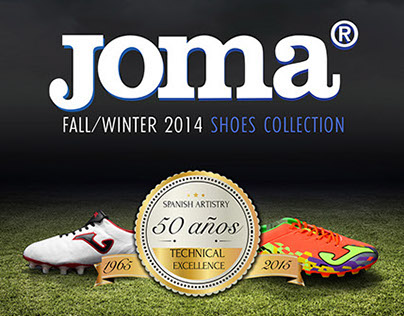 JOMA Catálogo Fall Winter 2014