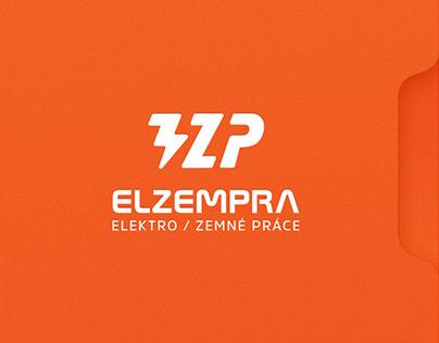 :: ELZEMPRA / electro & digging company (branding)