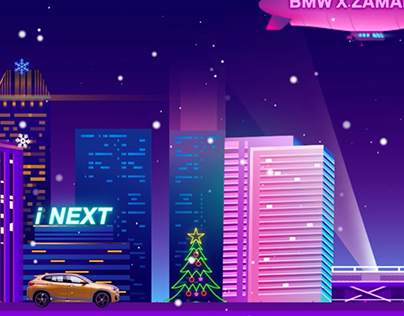 BMW TÜRKİYE NEW YEAR INSTAGRAM POST VIDEO