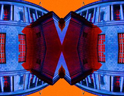 Manchester Kaleidoscope Artwork
