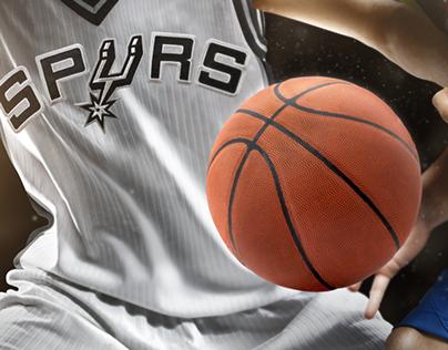NBA - San Antonio Spurs vs FB - Promo