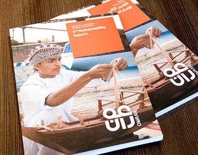 Oman's Sustainability Report