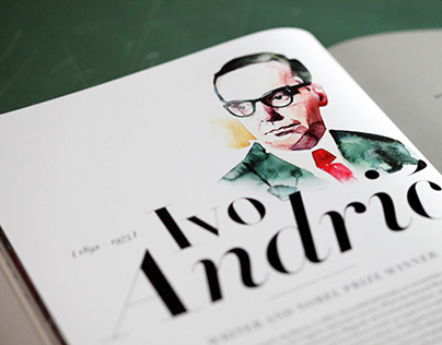 The Belgrade Book Illustrations