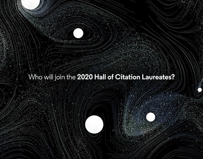 Citation Laureate 2020