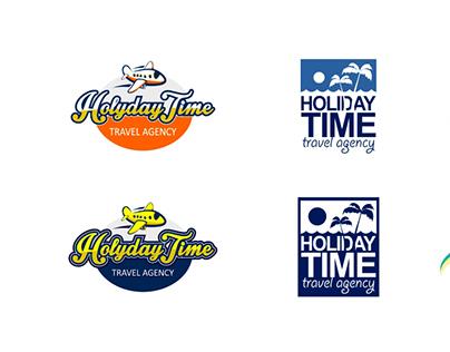 Hollyday travel logo