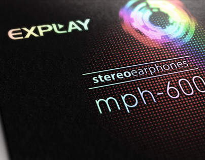 EXPLAY Earphone mph 600