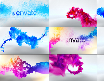 Particles Logo Openers