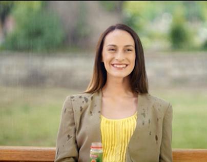 Ülker Granini Relaunch Campaign