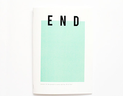 End Magazine - Issue 1