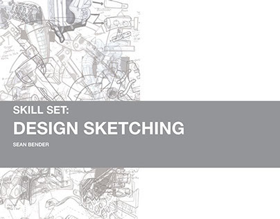 Skill Set: Design Sketching