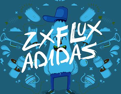 Zxflux Adidas