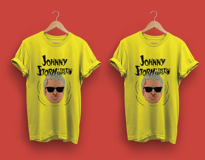 Johnny Storm & The T Cups