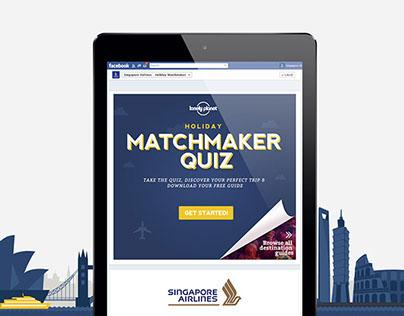 Singapore Airlines Facebook Quiz
