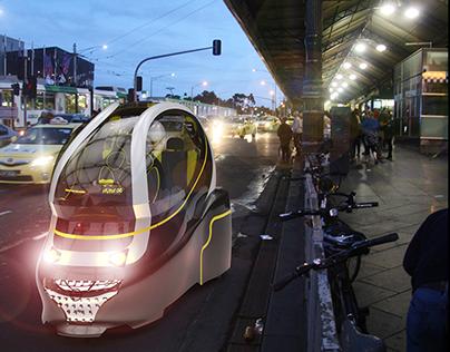 Kuana - Future Mobility Transport