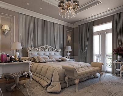 Villa Classic Bedroom