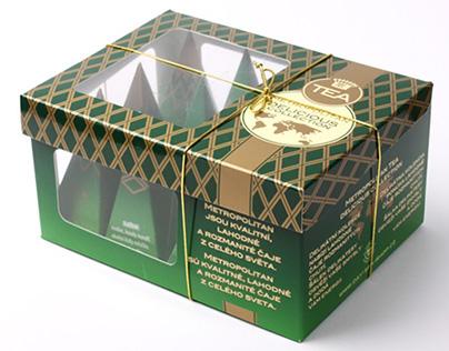 Metropolitan Tea Collection