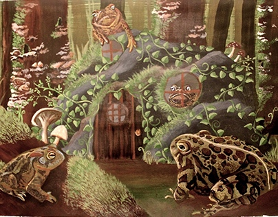 Toad, Sweet Home.