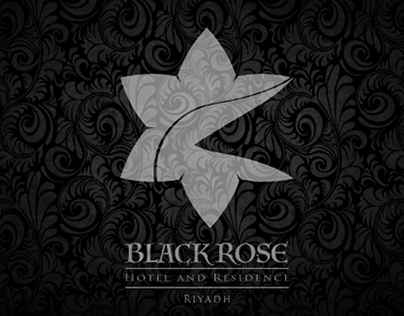 Black Rose | Hotel identity 2014