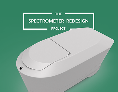 The Spectrometer Redesign Project