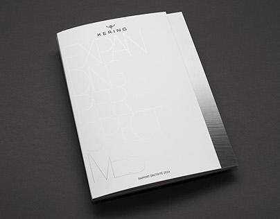 Kering - 2014 Annual Report