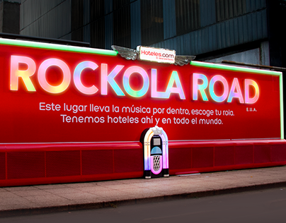 Rockola Road TRAVEL MACHINE