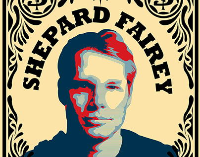 Artist Biography - Shepard Fairey