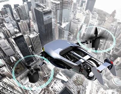 NIMBUS (flying car)