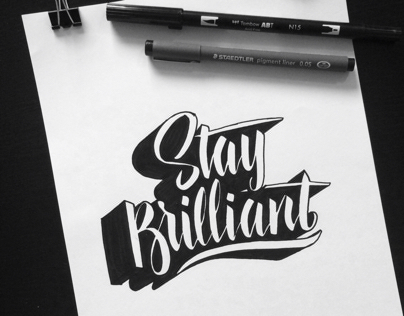 Hand lettering #8