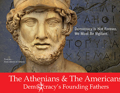 The Athenians & The Americans Series - writer/marketing