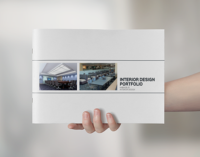 Interior design portfolio template on behance - Interior design portfolio samples ...