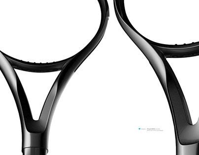 Artengo Tennis Racket - TR990