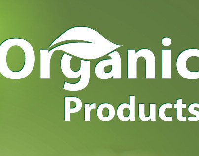Organic Products Trifold