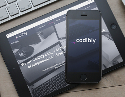 Codibly website