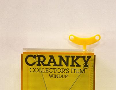 CRANKY | TOY REPACKAGING