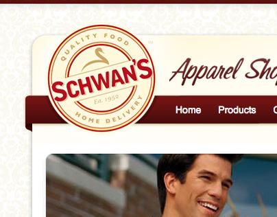Schwan's Foods Apparel Store