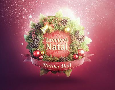 Incrível Natal do Itatiba Mall