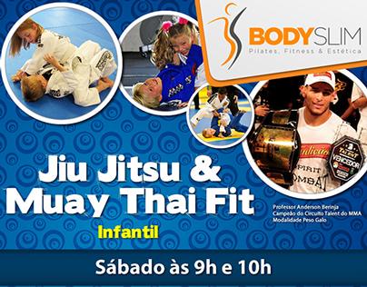 Promoção Jiu Jitsu & Muaiy Thai Fit