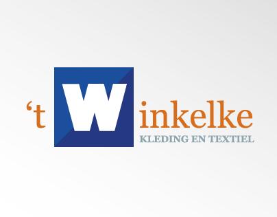 Corporate identity T' Winkelke